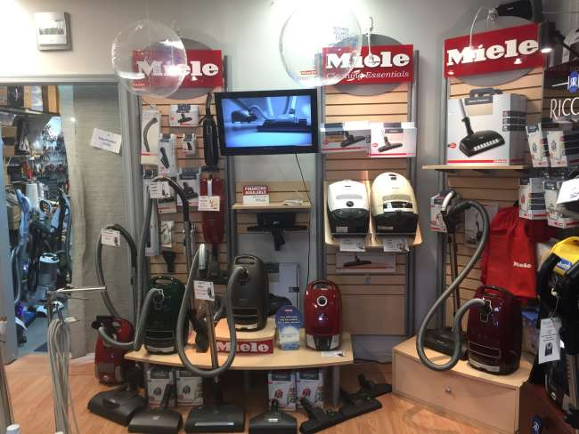 Miele Vacuum Cleaners and Supplies